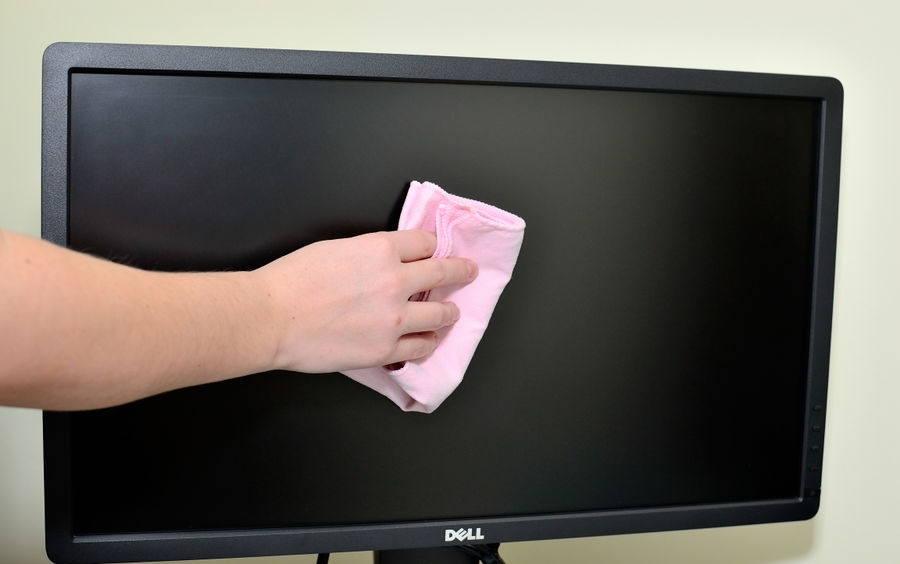 پاک کردن صفحه مانيتورهاي LCD